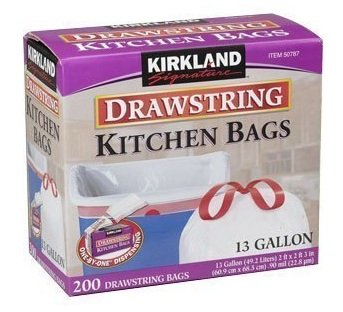 Kirkland-Signature-Drawstring-Kitchen-Trash-Bags-13-Gallon-400-Count-0