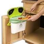 Kitchen-Compost-Caddy-under-sink-mounted-compost-system-0