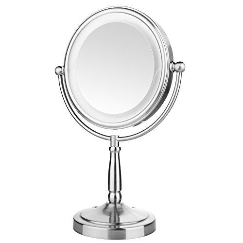 LEJU-Multiple-Illumination-Settings-Lighted-Makeup-Mirror-Touch-Screen-Makeup-Mirror-with-Removable-10x-Magnifying-Vanity-Mirror-0-0