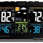 La-Crosse-Technology-308-1414MB-INT-Wireless-Color-Weather-Station-with-Mold-Indicator-Black-0