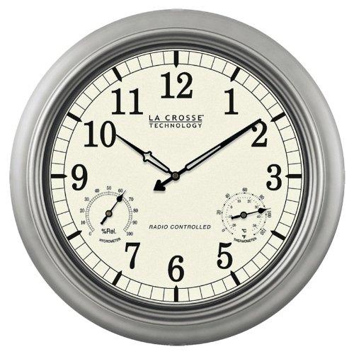 La-Crosse-Technology-Atomic-Outdoor-18-in-Wall-Clock-0-0