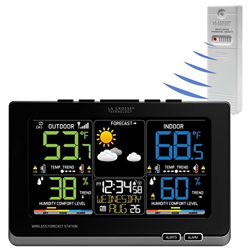 La-Crosse-Technology-C87214-Multicolor-Wireless-Forecast-Station-Black-0-0
