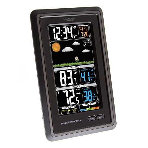 La-Crosse-Technology-S88907-Vertical-Wireless-Color-Forecast-Station-with-Temperature-Alerts-0-1