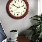 La-Crosse-Technology-WT-3122A-12-12-Inch-Wood-Atomic-Analog-Clock-0-0
