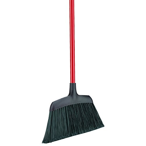 Libman-Commercial-994-Commercial-Angle-Broom-54-Length-13-Width-BlackRed-Pack-of-6-0