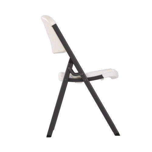 Lifetime-42804-Folding-Chair-White-Granite-Pack-of-4-0-0