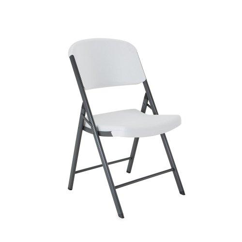 Lifetime-42804-Folding-Chair-White-Granite-Pack-of-4-0