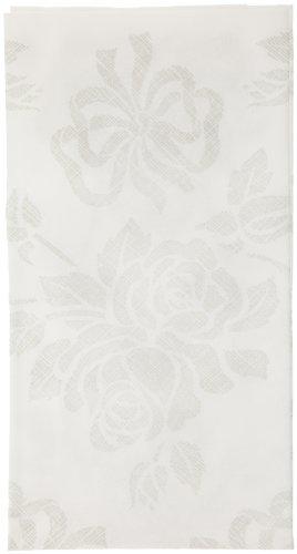 Linen-Like-856513-Prestige-Guest-Paper-Towel-16-Fold-12-Width-x-17-Length-Silver-Pack-of-500-0