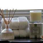 MINX-Fragrances-White-Tea-Perfumed-Diffuser-Sweet-Fragrance-of-White-Tea-and-subtle-notes-of-Cedar-and-Vanilla-Highly-Fragranced-Scented-Oil-Reed-Diffuser-Clean-Fresh-Scent-Made-in-the-USA-0-0