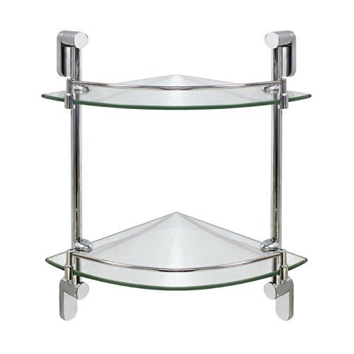 MODONA-Double-Corner-Glass-Shelf-with-Rail-Oval-Series-5-Year-Warrantee-0
