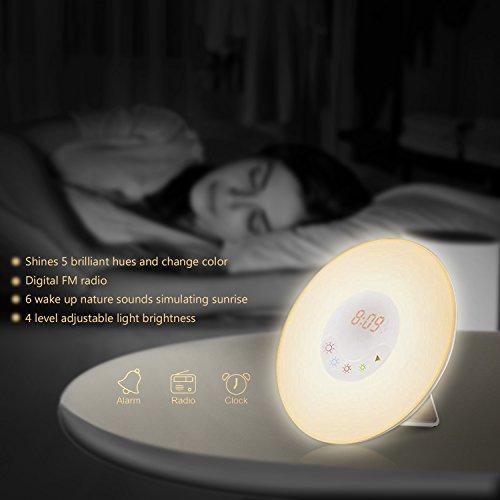 Magicfly-Sunrise-Alarm-Clock-Wake-up-Light-with-FM-Radio-Sounds-0-1