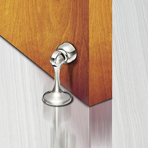 Magnetic-Door-Stop-Stainless-Steel-3-inch-Door-Stopper-with-Catch-HEAVY-DUTY-AND-TOUGH-0-1