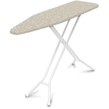 Mainstay-4-Leg-Ironing-Board-Nuetral-Cross-Hatch-Cover-0