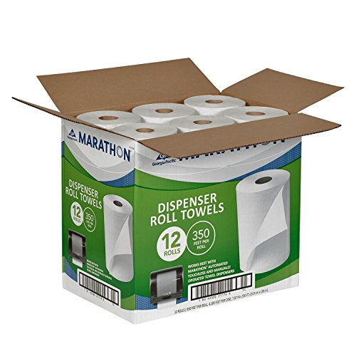 Marathon-Dispenser-Roll-Paper-Towels-350-Ft-Rolls-12-Rolls-0-0