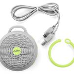 Marpac-Hushh-For-Baby-Portable-White-Noise-Sound-Machine-Electronic-Gray-0-0