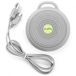 Marpac-Hushh-For-Baby-Portable-White-Noise-Sound-Machine-Electronic-Gray-0-1