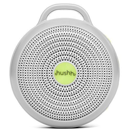 Marpac-Hushh-For-Baby-Portable-White-Noise-Sound-Machine-Electronic-Gray-0