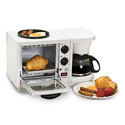 MaxiMatic-Elite-Cuisine-3-in-1-Breakfast-Station-4-Cup-Coffee-Maker-0