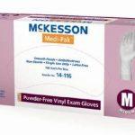 Medi-Pak-Non-Sterile-Powder-Free-Vinyl-Exam-Gloves-Smooth-Ivory-Ambidextrous-Medium-10PK-100ct-0