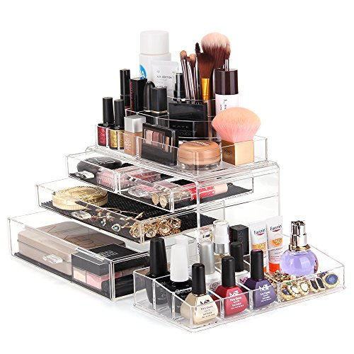 MelodySusie-Acrylic-Makeup-Organizer-with-10-Compartments-0-0