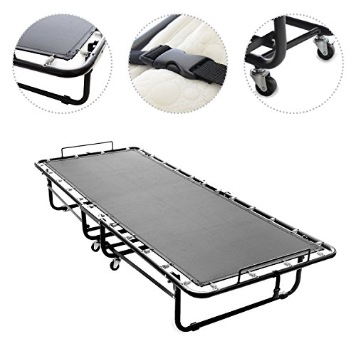 Milliard-Premium-Folding-Bed-with-Luxurious-Memory-Foam-Mattress-Super-Strong-Sturdy-Frame-No-Assembly-Required-Just-Screw-in-the-Wheels-and-Go-75-X-315-0-1
