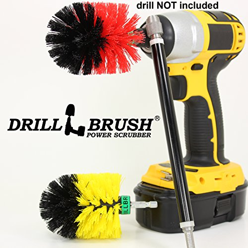 Mini-Size-Bathroom-Kitchen-and-Garage-Medium-and-Stiff-Brushes-with-Extension-0