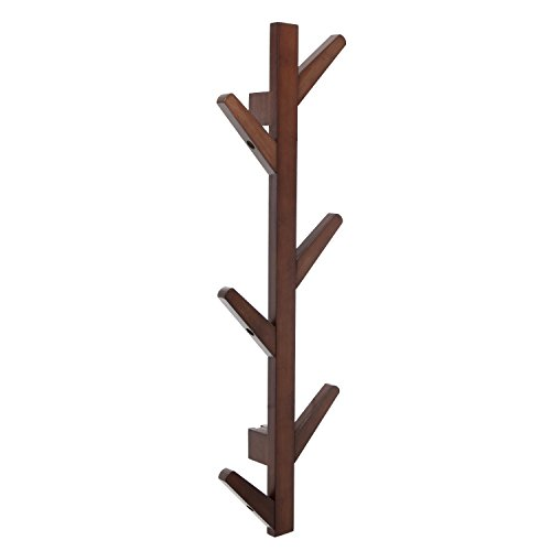 Modern-Brown-Bamboo-Wall-Mounted-6-Hook-Hanging-Storage-Organizer-Entryway-Coat-Hat-Rack-MyGift-0-1