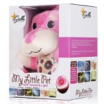 My-Little-Pet-Sleep-Sound-Machine-for-Babies-by-Stella-Nursery-Music-Light-Star-Projector-with-6-Pacifying-Lullaby-Tones-Infant-ShusherSoother-Perfect-Sleeping-Aid-System-Toddler-Music-Spa-0
