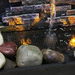 Natures-Mark-Slate-Brick-Wall-LED-Relaxation-Water-Fountain-with-Authentic-River-Rocks-0-1