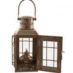Nautical-Lantern-Antique-Brass-Chiefs-Oil-Lamp-10-Hurricane-Lanterns-0-0