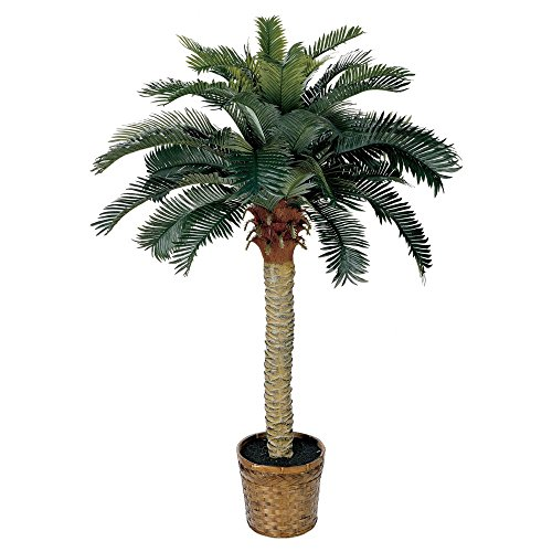 Nearly-Natural-4-ft-Sago-Silk-Palm-Tree-0