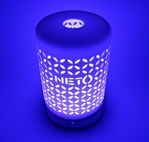 Neto-Electric-Ultrasonic-Ceramic-Aroma-Diffuser-with-7-Color-LED-Light-120-ml-0-0
