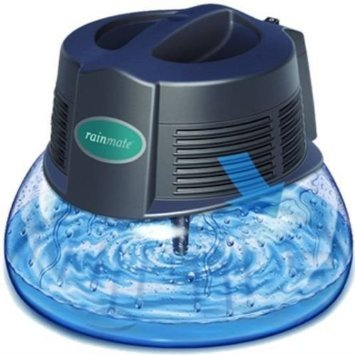 New-Rainbow-Rainmate-Il-Air-Freshener-Purifier-Room-Aromatizer-w-2-LED-Lights-0