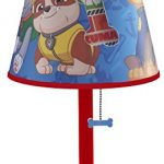 Nickelodeon-Paw-Patrol-Table-Lamp-with-Die-Cut-Lamp-Shade-with-CFL-Bulb-0-0
