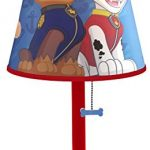 Nickelodeon-Paw-Patrol-Table-Lamp-with-Die-Cut-Lamp-Shade-with-CFL-Bulb-0
