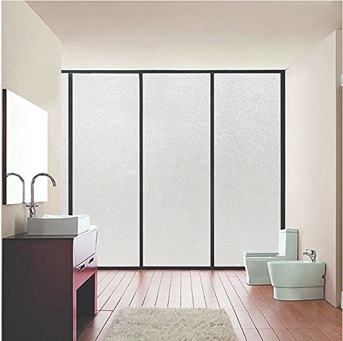Non-Adhesive-Frosted-Privacy-Window-Film-3-ft-x-65-ft-0