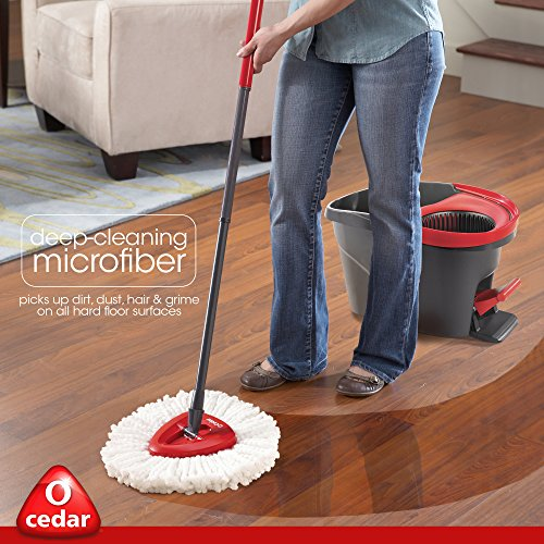 O-Cedar-Easy-Wring-Spin-Mop-and-Bucket-System-0-0