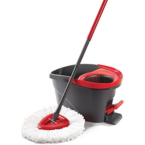 O-Cedar-Easy-Wring-Spin-Mop-and-Bucket-System-0