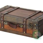 Old-Style-Suitcase-With-Straps-0