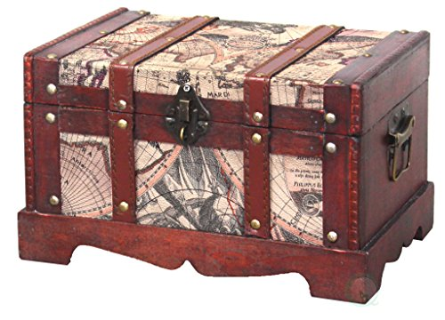 Old-World-Map-Wooden-Trunk-0