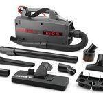 Oreck-Commercial-BB900DGR-XL-Pro-5-Super-Compact-Canister-Vacuum-30-Power-Cord-0
