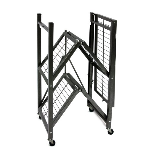 Origami-General-Purpose-Steel-Storage-Rack-with-Wheels-3-Shelf-Small-0-1