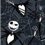 Original-Nightmare-Before-Christmas-Curtainsdrapes-4-Pieces-Set-Window-Panels-Disney-0-0