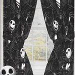 Original-Nightmare-Before-Christmas-Curtainsdrapes-4-Pieces-Set-Window-Panels-Disney-0