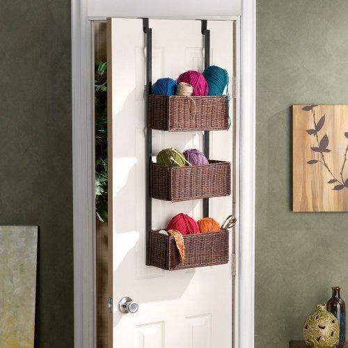 Over-The-Door-3-Tier-Basket-Storage-White-0