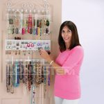 OverdoorWall-Jewelry-Organizer-in-White-By-Longstem-Unique-patented-product-Rated-Best-0-1