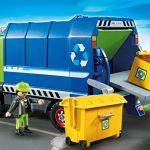 PLAYMOBIL-Recycling-Truck-Playset-0-0