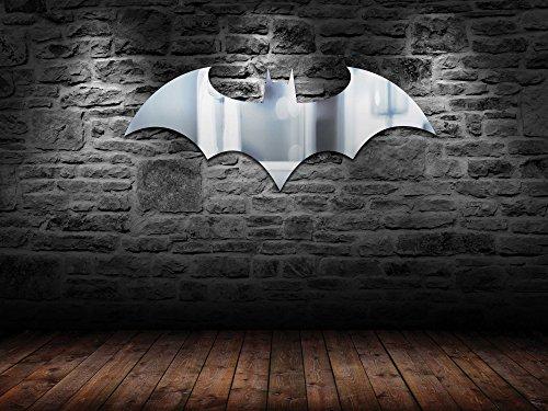 Paladone-Batman-Logo-Mirror-0-0