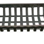 Panacea-15424-Cast-Iron-Fire-Grate-Black-24-Inch-0
