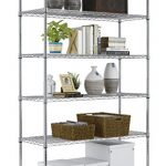 PayLessHere-Chrome-6-Shelf-Commercial-Adjustable-Steel-shelving-systems-On-wheels-wire-shelves-shelving-unit-or-garage-shelving-storage-racks-0